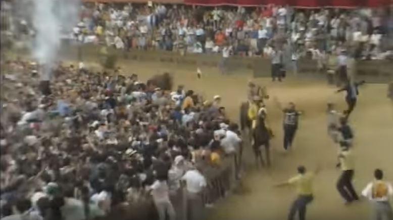 Palio di Siena, Contrada dell'Aquila: L'ultima vittoria risale al Palio del 3 Luglio1992