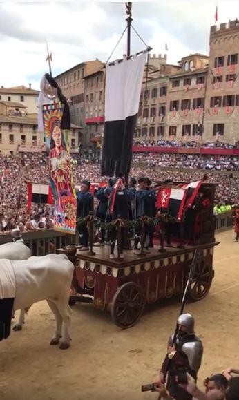Palio di Siena, Siena, il Palio e le Contrade: Cosacambierà?