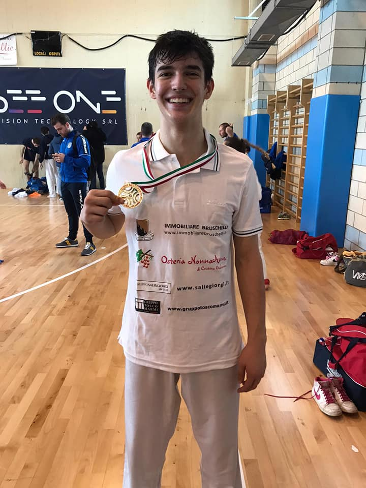 Siena, Karate Mens Sana: Cesare Banfi si conferma campioneregionale