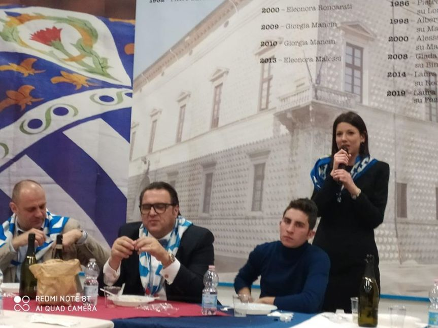 Palio di Ferrara, Contrada San Benedetto: Alessio Giannetti confermato fantino per il Palio del31/05