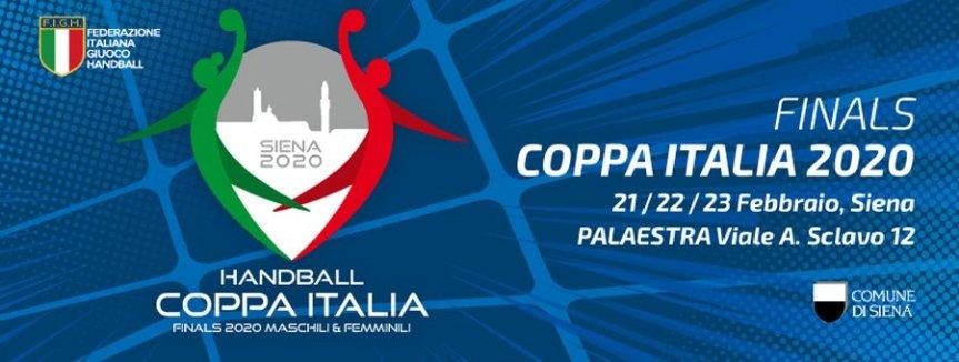 Siena: Presentate  le Finals di Coppa Italia2020