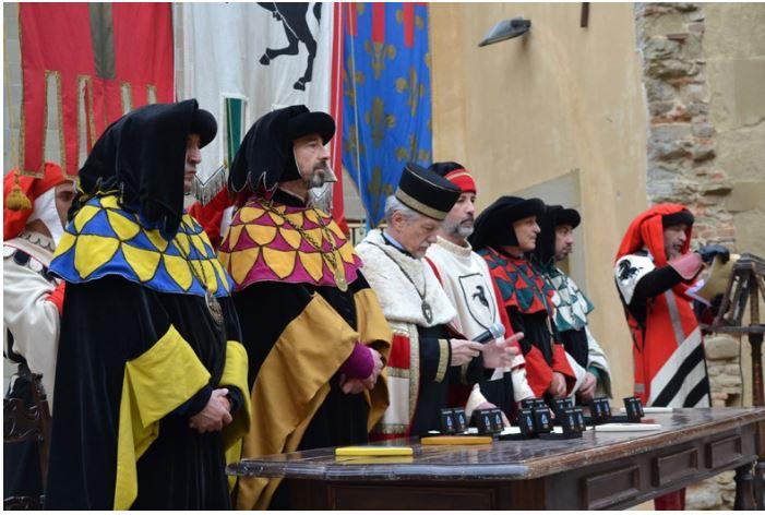 Toscana, Giostra del Saracino, Istituto Thevenin e Arturo Benedetti Michelangeli: Svelate le dediche delle Giostre2020