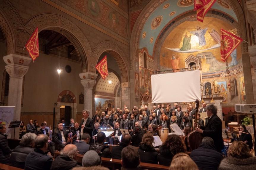 Palio di Legnano, Contrada Legnarello: Resoconto Concerto della Canderola di ieri31/01