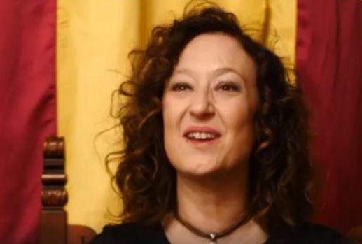 """Palio di Legnano, Contrada Legnarello, la Gran Dama Cristiana Re: """"L'amore per la contrada è mettersi al suoservizio"""""""
