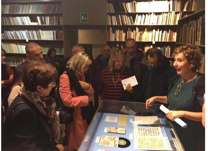 Siena: Oggi 05/03 ultimo giorno per visitare  la mostraPaginEucharren