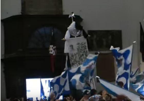 Palio di Siena: Palio del2/7/2012