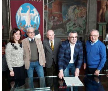 Palio di Ferrara: Raggiunto accordo per promuovere donazione di sangue nelle Contrade con accordo Ente Palio, Avis e Comune diFerrara