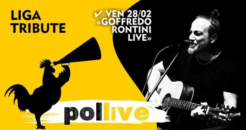 Sponsor, Pollaio delle Donzelle: Oggi 28/02 PolLIVE – Ligabue Tribute by GoffredoRontini