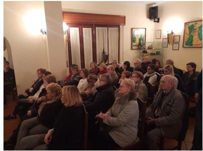 Palio di Legnano, Contrada Sant'Ambrogio: Resoconto incontro sulla vita della monaca Ildegarda del07/02