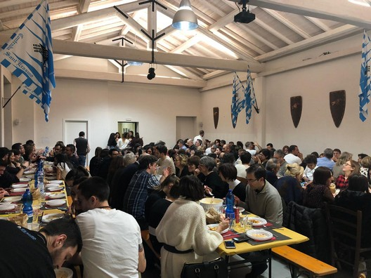 Palio di legnano, Contrada Sant'Erasmo: Resoconto Cena Romagnola del15/02