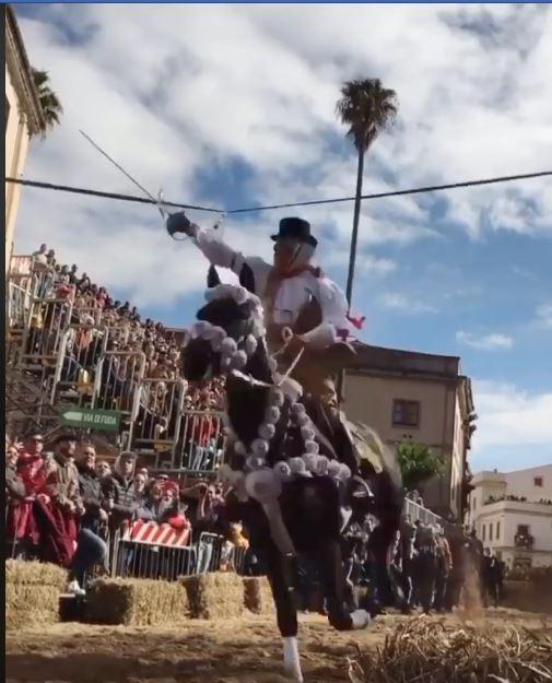 Ippica, Sardegna: S'Istrale | Sagre e feste intelevisione