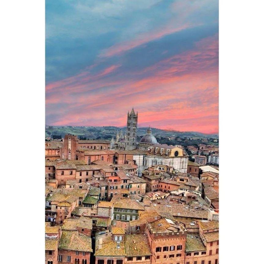 Siena: Exploring SIENAITALY!!!