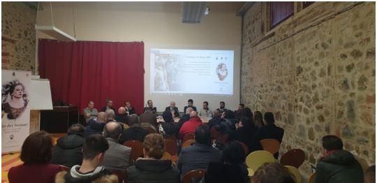 Palii: Torrita di Siena presenta il suo 64° Palio deiSomari