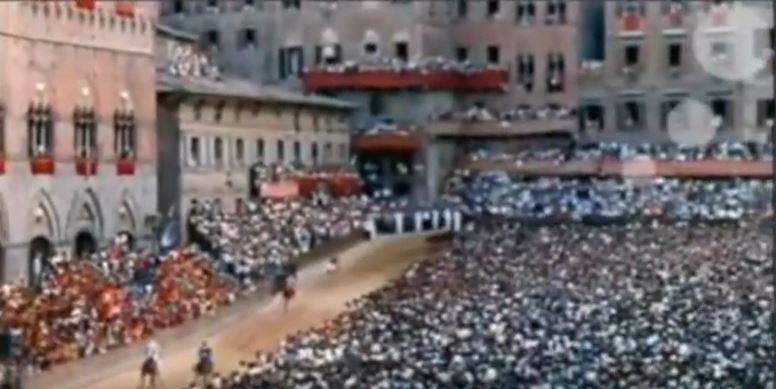 Palio di Siena: Palio 16 agosto1958