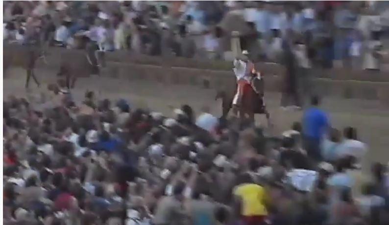 Palio di Siena: Palio 16 Agosto2000