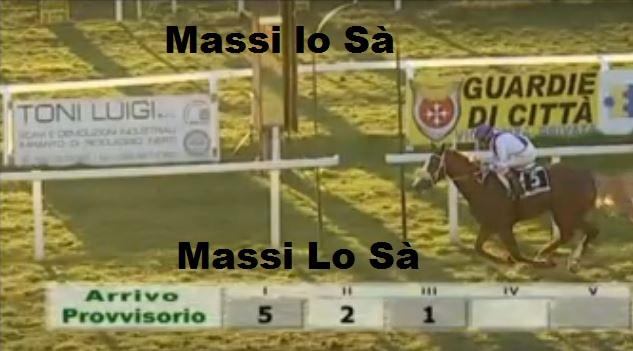 ippica, Pisa: Oggi 08/03 Risultati 6^Corsa Vince AlbaSolare