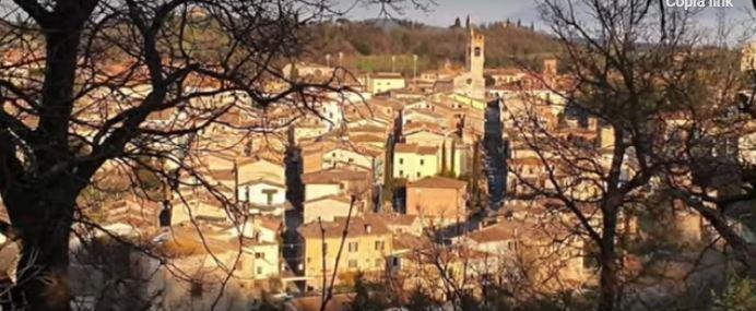 Provincia di Siena: Asciano e i suoi mulini, documentario sul torrente Bestina e la vallata dellaLama