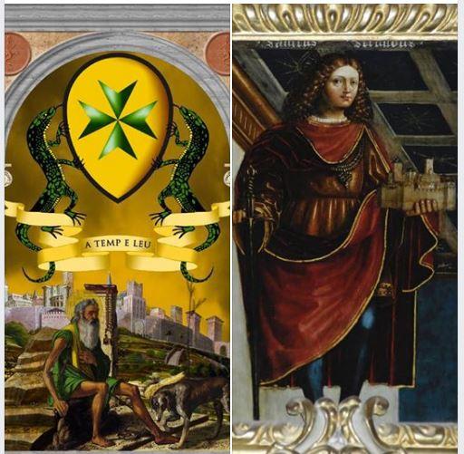 Palio di Asti, Comitato Palio Borgo San Lazzaro: Oggi 29/03 Resoconto Festa Titolare del Borgo anno2020