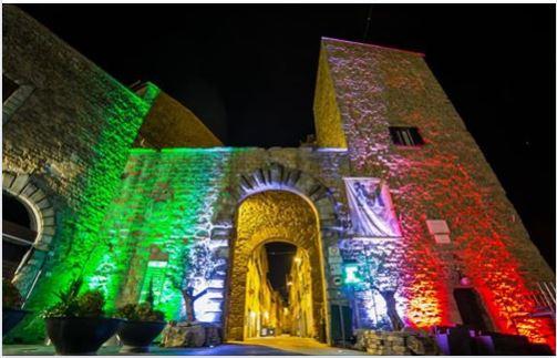 Palio di Castiglion Fiorentino, Terziere Porta Fiorentina: Il messaggio di solidarietà del Terziere#andràtuttobene