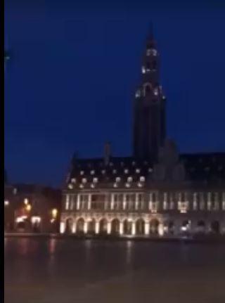 Italia: Le campane di una chiesa a Bruxelles suonano l'innoitaliano