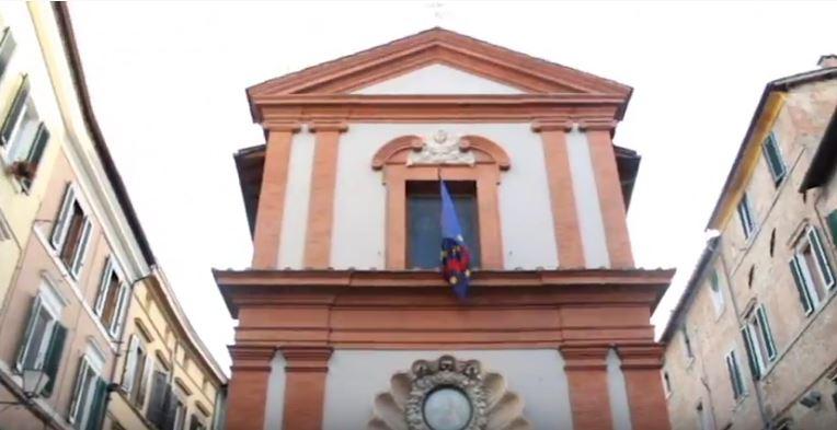 Siena: Contrada delNicchio