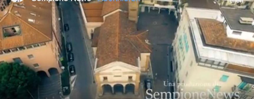 """Palio di Legnano: Il """"Viaggio nelle chiese del Palio"""" prosegue con la chiesa diSant'Ambrogio"""