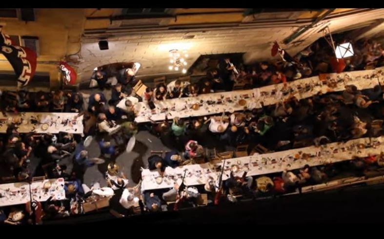 Siena, Contrada della Civetta: Festa12/9/2014