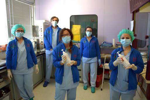 Siena, #IoInOspedale, #TuACasa: La Farmacia Oncologica del policlinico di Siena lancia il suo messaggio allacittà