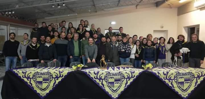 Palio di Fucecchio: Il Cda in visita alla Contrada Le Botteghe ieri03/03