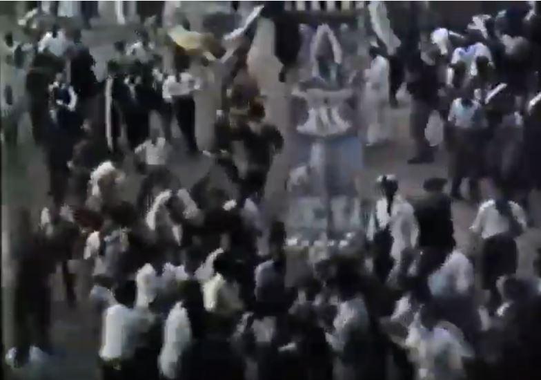 Palio di Siena: Palio 16 agosto1956