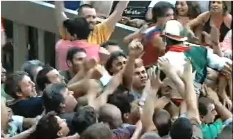 Palio di Siena: Palio 2 luglio1998
