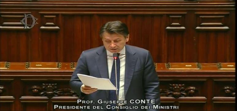 Italia: Video messaggio al Presidente Luigi Conte da una persona del Sud moltoarrabbiata