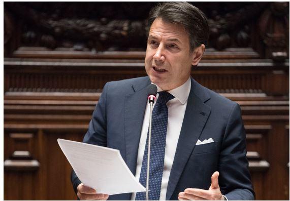 Italia: Coronavirus, informativa del Presidente Conte alParlamento