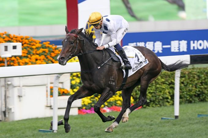 Ippica, Hong Kong: Golden Sixty vince il Derby con un poderoso recupero. Si rivede Keep On Fly, ex Derbywinner italico