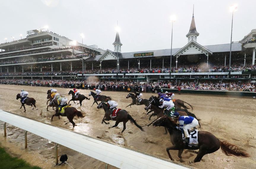 Ippica, America: Secretariat vince ancora il Kentucky Derby 47 anni dopo. Ecco il video dellacorsa