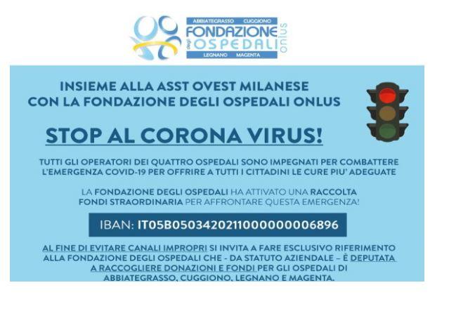 Legnano, Fondazione Ospedali: Raccolti più di 500milaeuro