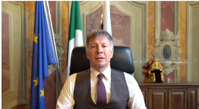 Siena: Il messaggio del Sindaco Luigi De Mossi ai propricittadini