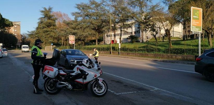 Siena, Covid-19: I controlli effettuati oggi, 29 marzo, dalla PoliziaMunicipale