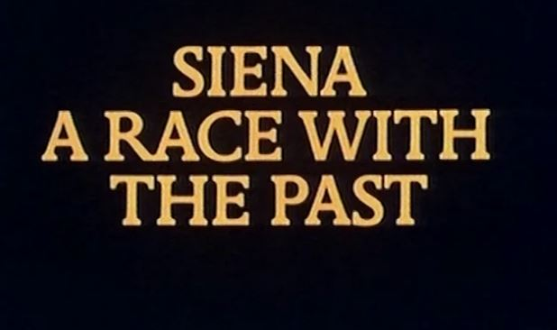 """Palio di Siena, Ricordi di Palio: """"Siena, a race with the past"""" di Leandro Castellani – luglio1972"""