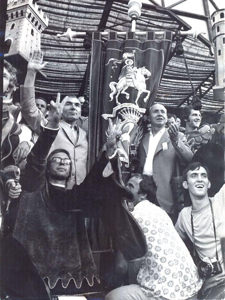 PALIO DI ASTI, PALIO 1970: SENESI A CASA, DEBUTTA NIZZA TRIONFA TORRETTA SANTACATERINA