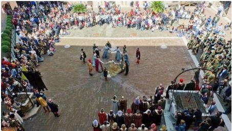 Palio di Ferrara: Domenica 22/03 è stato annullato l'Omaggio alDuca