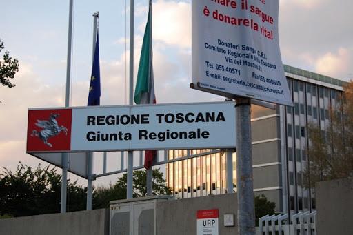 Toscana: Regione Toscana, uffici chiusi al pubblico fino a fineemergenza