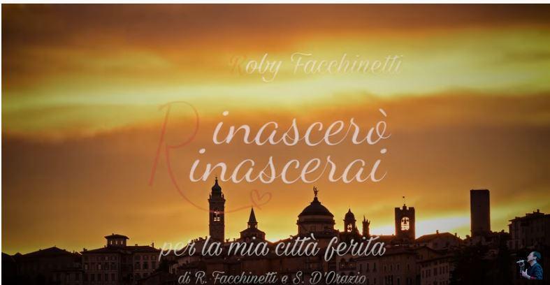 Italia: Video messaggio di speranza contro il Coronavirus da Bergamo – Rinasceròrinascerai