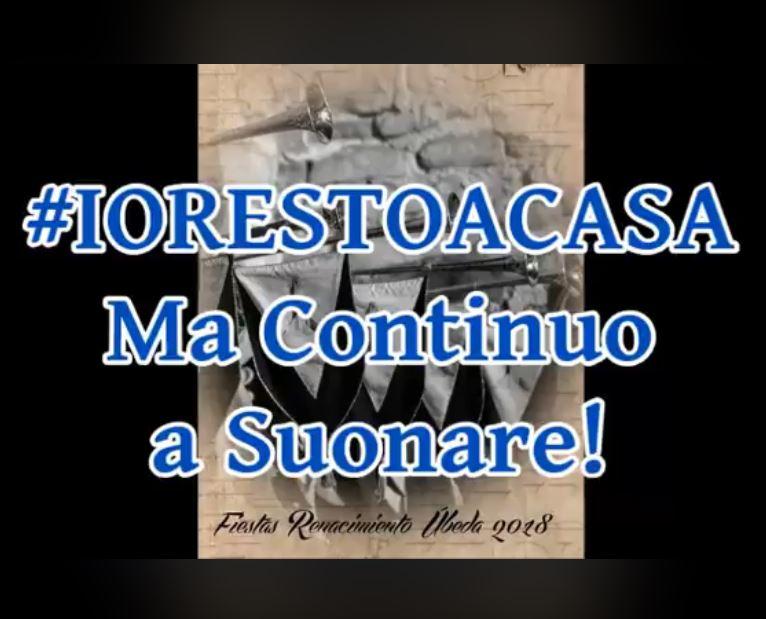 Palio di Castiglion Fiorentino, Rione Cassero: #iorestoacasa ma continuo asuonare