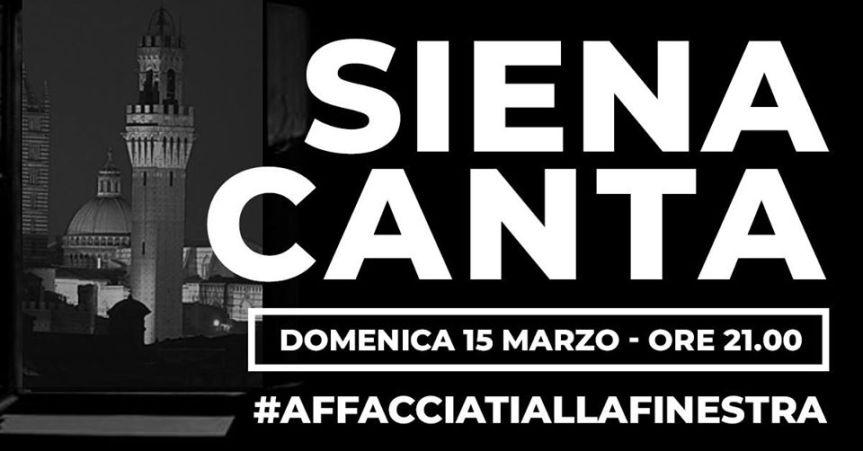 Siena: 15/03 Siena Canta: La Marcia Del Palio (Squilli LaFe')