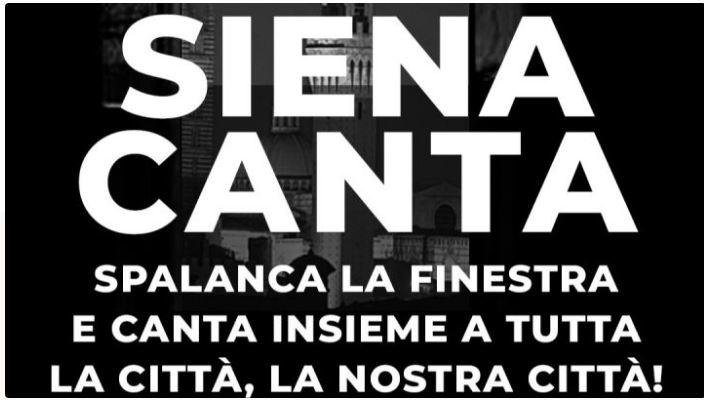 Siena: Siena Canta – Raccolta Fondi EmergenzaCoronavirus