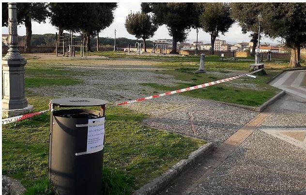Siena, Sindaco Luigi De Mossi: Nella fortezza non è possibile usare l'area fitness e farci giocare ibambini