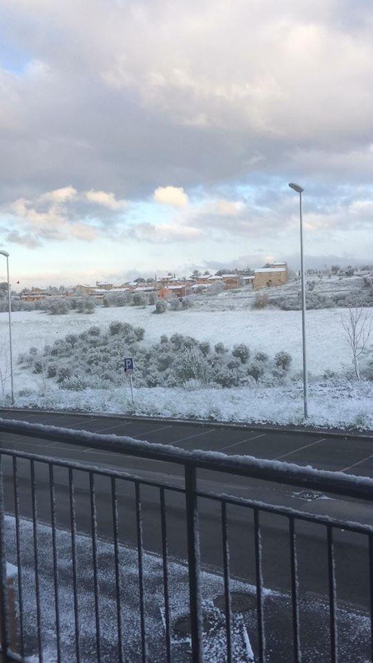 Toscana: Codice giallo per neve e vento forte prolungato fino a giovedì 26marzo