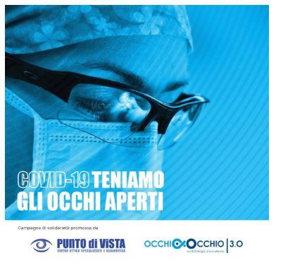Siena: Ottica Punto di Vista, arrivano lenti omaggio per operatori impiegati nell'emergenzacovid-19