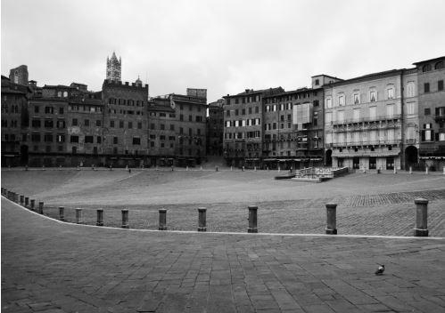 Siena: La piazzanuda